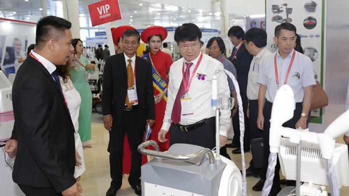Triển lãm Quốc tế Chuyên ngành Y Dược tại Đà Nẵng năm 2019